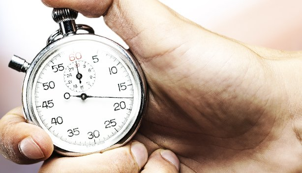 marcando o tempo